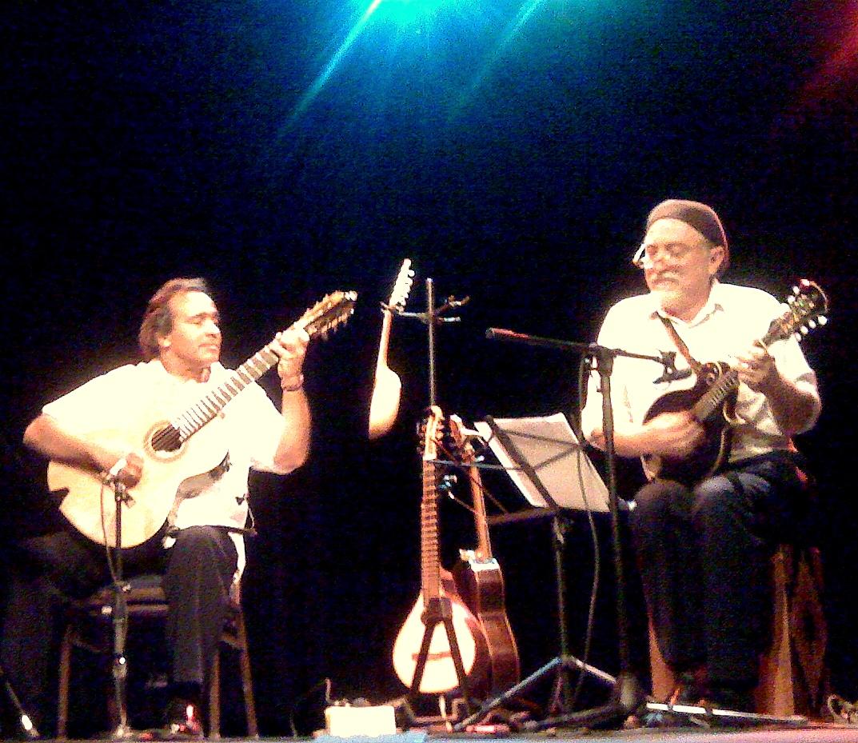 Alfredo Muro and Steve Mullins