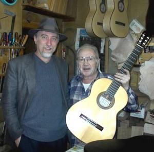 Antonio Marin Montero and Steve Mullins
